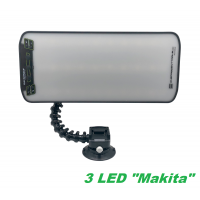 PDR LED cвет MaksMaster-М G2 3LED (BMA) Makita