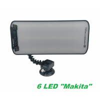 PDR LED cвет MaksMaster-М G2 6LED (BMA) Makita